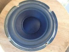 BOSE 5 1/4  INCH DUAL COIL  WOOFER SPEAKER FROM BOSE ACOUSTIMASS 10 SERIES II