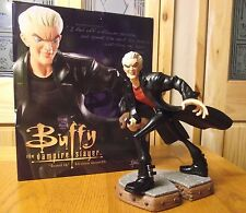 Buffy the Vampire Slayer 'Electric Tiki' Tooned Up Spike Statue - Limited to 125