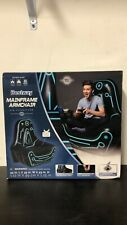 NEW Bestway Mainframe Armchair Air Furniture Soft Top Black, FREE SHIPPING