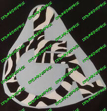 DISABLED DISABILITIES DISABLED DRIVER All OVER ZEBRA CAR STICKER VINYL MOBILITY