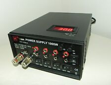 1000W Switch Mode Power Supply,12-30V,0-33Amp Variable