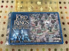 Games Workshop Lord of the Rings Heroes of the West 9 Metal figures Return King