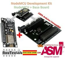 NodeMcu V3 Lua Wemos WIFI ESP-12E ESP8266 Development Board + BASE Board