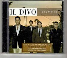 (HO523) Il Divo, Siempre - 2006 CD