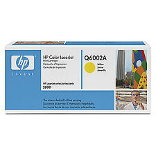 Hp LaserJet color 2600/1600 Toner amarillo