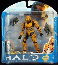 Halo 3 Series 7 Spartan Soldier Security 5in Action Figure McFarlane Toys