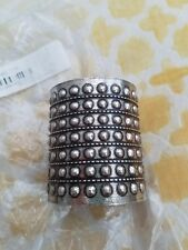 Low Luv by Erin Wasson silver Gladiator cuff bracelet from Shopbop