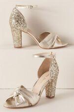 New BHLDN Rachel Simpson Candyfloss Heels Size 38