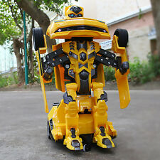 New Transformers Bumblebee Remote Control Action Figure Transformation  Robots