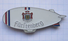 FÜRSTENBERG / ZEPPELIN / DONAUESCHINGEN .........Bier-Ballon-Pin (112c)