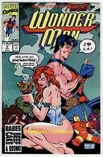 WONDER MAN 2, NM+, Iron Man, SpiderWoman, Los Angeles, 1991, more in store