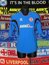 5/5 Middlesbrough Erwachsene XXL 2006 neuwertig Fußball Shirt Trikot Jersey Fussball