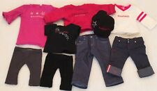 American Girl Place Chicago Doll Outfits Shirts Pants Lot