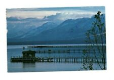 USA - California, Lake Tahoe - Postcard Franked 1983