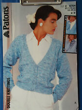 Patons Sweaters/Clothes Crocheting & Knitting Supplies
