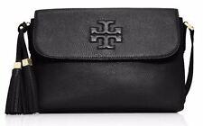 TORY BURCH Thea Messenger Cross Body Woman's Bag 41149694 [Black]
