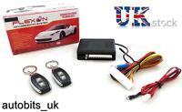 Universal Remote Central Locking Upgrade Kit For VW Vauxhall Suzuki 2 Fobs New