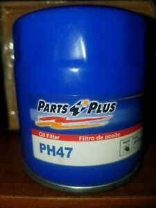 Engine Oil Filter Parts Plus PH47