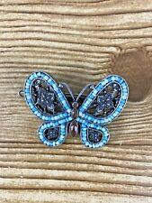 Lucky Brand butterfly shape Hair Clip