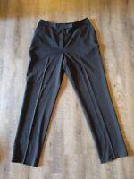 NEW ANN TAYLOR LOFT WOMEN'S BLACK STRETCH SLACKS PANTS SIZE 12 NWT