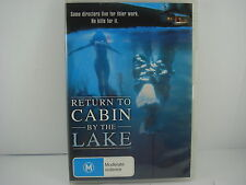 Return to Cabin by the Lake DVD