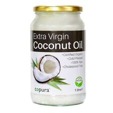 Copura Organic Extra Virgin Coconut Oil  (1 Litre)