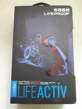 New Genuine LifeProof LifeActiv Suction Mount with Quickmount in car atv holder