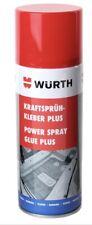 1x Würth Kraftsprühkleber plus 400 ml Sprühkleber Kontaktkleber Industriekleber