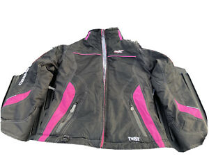 womens castle x snowmobile jacket Size Medium