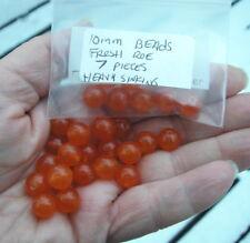 Heavy sink Fishing Premium Trout/Salmon/Steelhead Beads 10mm 7ct fresh roe