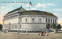 USA Corcoran Art Gallery Washington D. C. 01.61