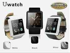 U10L Bluetooth Smart Wrist Watch wireless connection with smart phones - Black