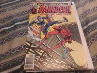 Daredevil #161 VG/FN 5.0 Bullseye and Black Widow Appearance Frank Miller Art
