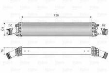 VALEO (818654) Ladeluftkühler für AUDI