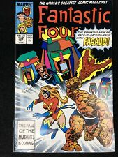Fantastic Four # 309 - Reed Richards Human Torch MARVEL 9.0 VF/NM
