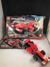 LEGO RACERS #8362 FERRARI F1 Racer 1:24 SCALE
