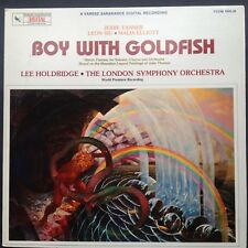 Rare Digital Varese Japan! Lee Holdridge BOY WITH GOLDFISH LP 80 London Symphony