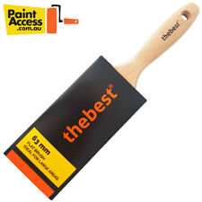 "thebest Wall Paint Brush 63mm (2.5"") - ALTERNATIVE TO PURDY, UNI-PRO, OLDFIELDS"