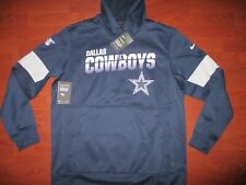 Dallas Cowboys Nike Therma Fit Pullover Hoodie Size XL
