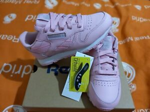 REEBOK CLASSIC LEATHER PASTEL KIDS