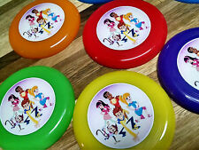 12ct~ FRESH BEAT BAND mini frisbees birthday party favor, treat bags, prizes