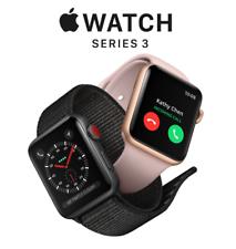 Nuevo Reloj de Apple otros serie 3   42mm   Gps + Celular LTE   Plata espacio Rose