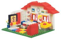 ** Stanza arredata ** costruzione brick line by Lima LK405 Lego compatibile