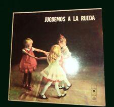 JUGUEMOS A LA RUEDA CON LAS ARDILLITAS Argentina LP - For Children
