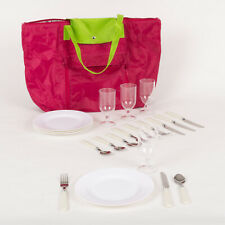 Insulated Picnic Set - Lunch Tote