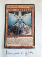 Yu-gi-oh hero vf//super rare : led6-fr016 maitrise alchemist