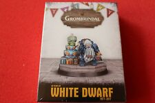 Games Workshop WARHAMMER il WHITE DWARF 2017 40 anni Box Limited Edition NUOVO con scatola