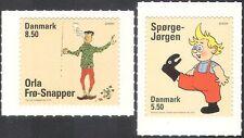 Denmark 2010 Europa/Children's Books/Reading/Writers/Art/Design 2v s/a (n42634)