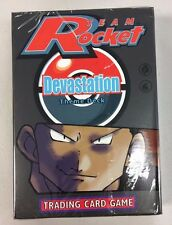 Pokemon TCG Team Rocket Devastation Factory Sealed Theme Deck - QTY AVAIL