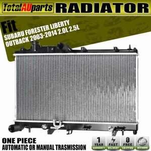 Radiator for Subaru Forester Liberty Outback 2.0L 2.5L Non-Turbo Auto / Manual